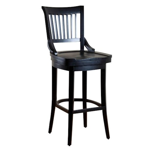 American Heritage Billiards Bar Stools 24 Inch Liberty Bar Stool