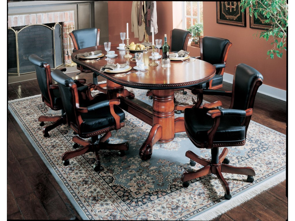Shown with Flip-Top Dining Table Top