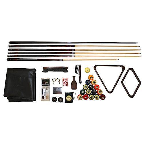 American Heritage Billiards Sausalito Renaissance Accessory Kit