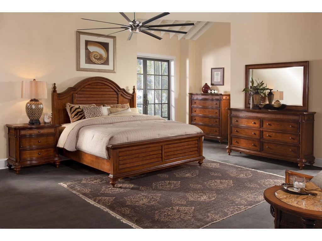 Mansion Bedroom Furniture American Woodcrafters Hudson Bay Queen Mansion Bed Hudsons