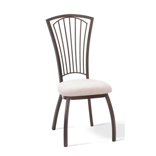 Amisco Transitions Ashley Dining Side Chair