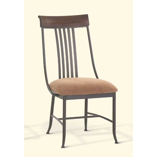 Amisco Transitions Kevin Dining Side Chair