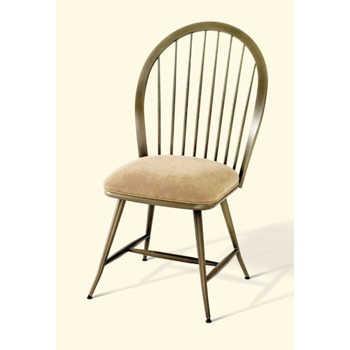 Amisco Transitions Audrey Dining Side Chair