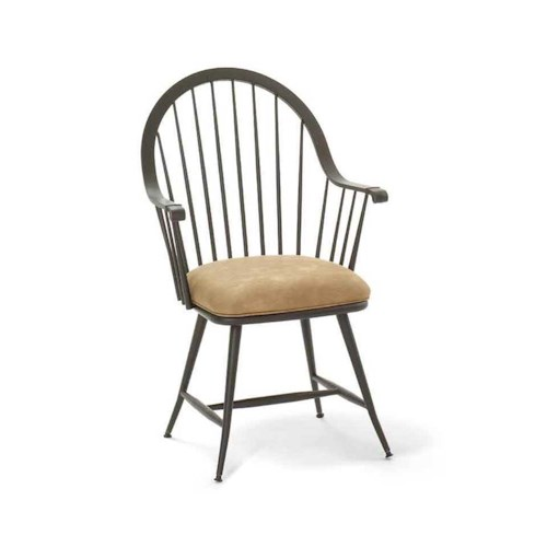 Amisco Transitions Isabella Dining Arm Chair