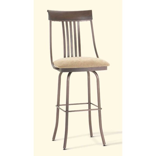 Amisco Transitions Kevin Tall Stool