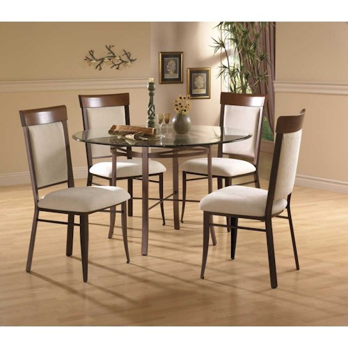 Amisco Transitions Eleanor Dining Set