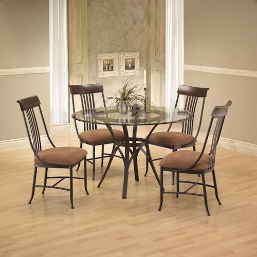 Amisco Transitions Kevin Dining Set