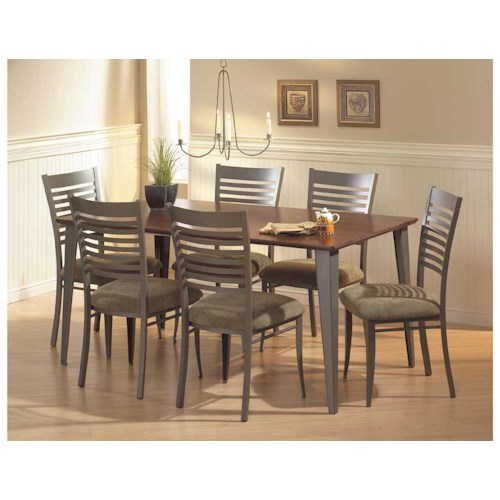 Amisco Transitions Edwin Dining Set