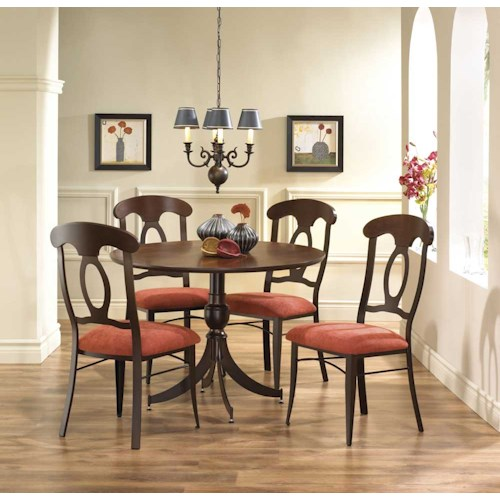 Amisco Transitions Cynthia Dining Set