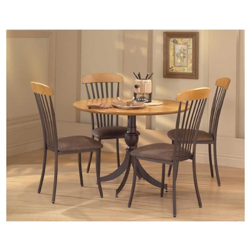 Amisco Transitions Tammy Dining Set