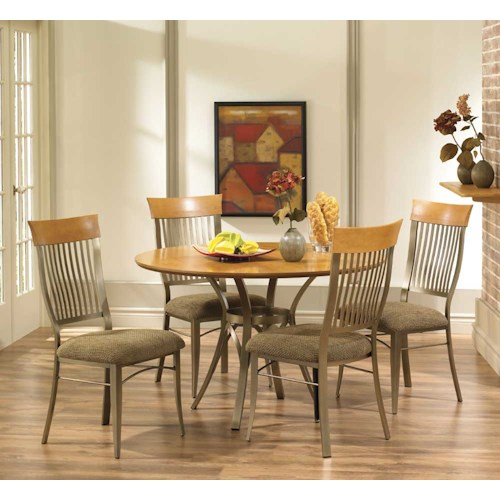 Amisco Transitions Annabelle Dining Set
