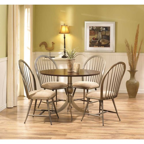 Amisco Transitions Audrey Dining Set