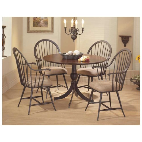 Amisco Transitions Isabella Dining Set