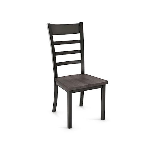 Amisco Owen Ladderback Side Chair