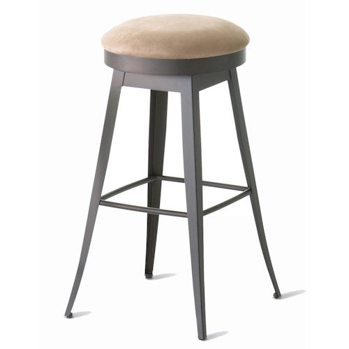 Amisco Stools Grace Pub Stool