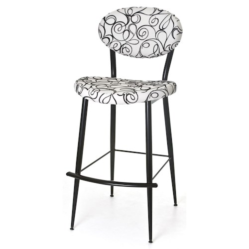 Amisco Transitions Opus Bar Stool