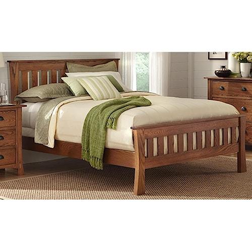 Morris Home Furnishings Breckenridge Queen Bed