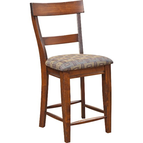 Morris Home Furnishings Bar Chairs 24