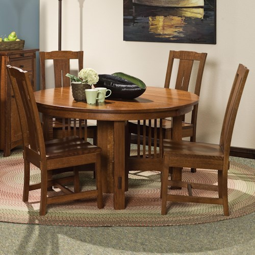 Morris Home Furnishings Hawley 5 pc. 48