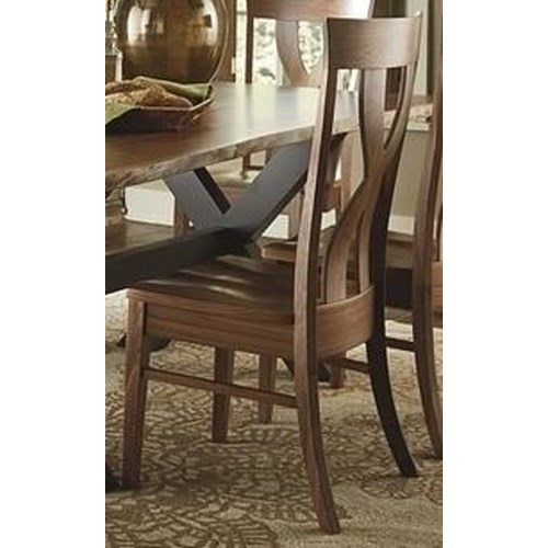 Morris Home Furnishings Xander Dining Side Chair