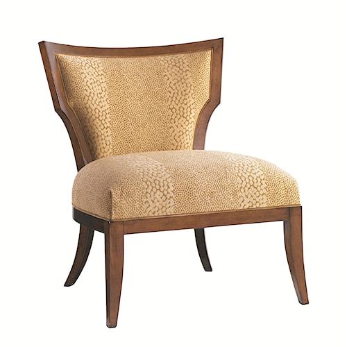 Aquarius Aquarius Gigi Customizable Accent Chair