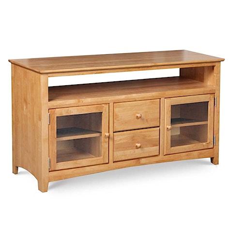 Archbold Furniture Alder Shaker 54