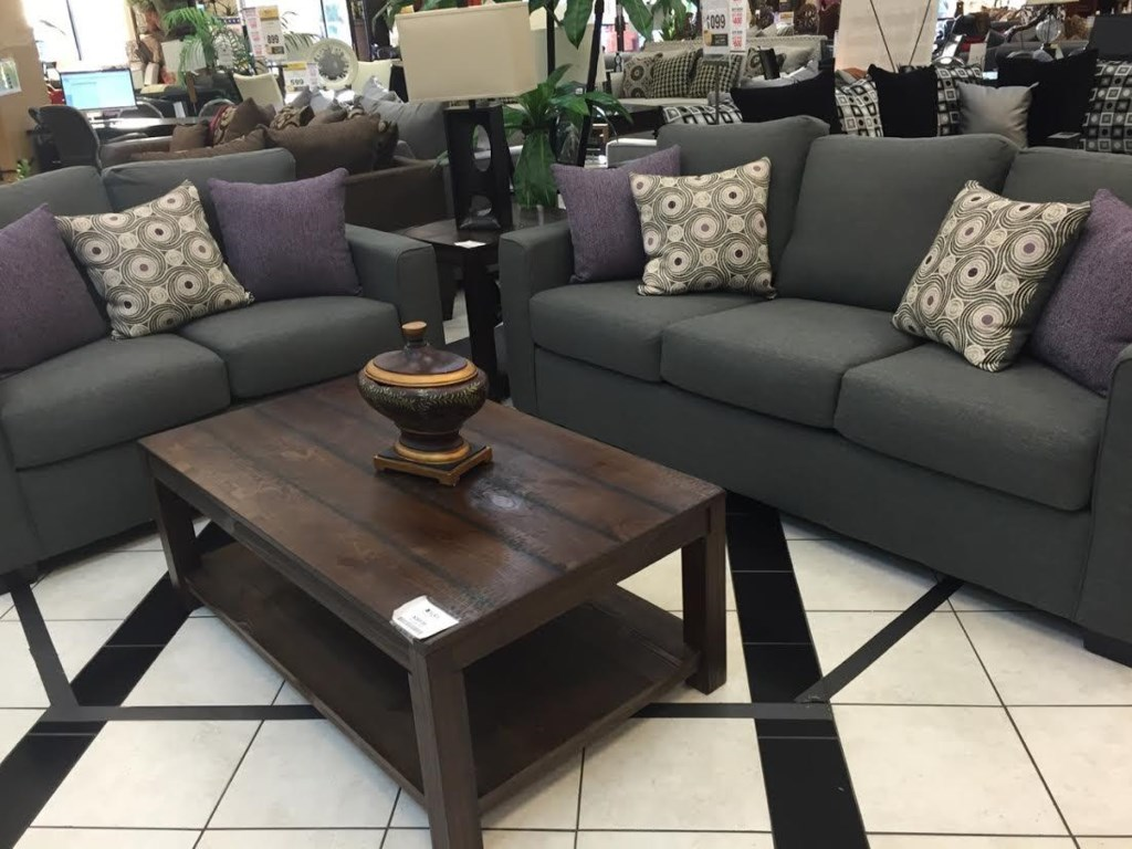 Living Room Complete Sets Del Sol Exclusive Ally Ally Sofa And Love Seat Del Sol Furniture