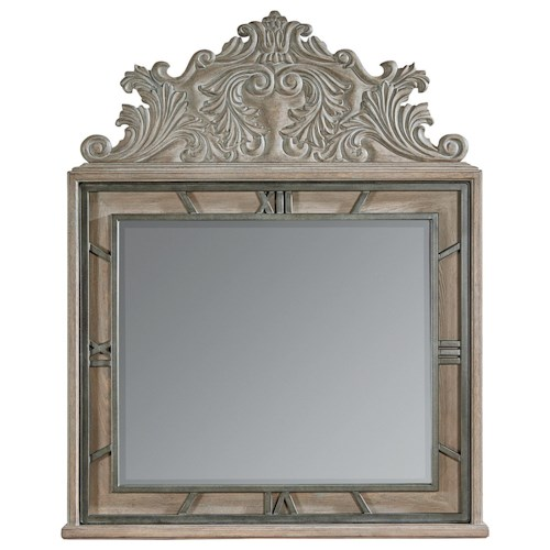 Markor Furniture Arch Salvage Benjamin Mirror