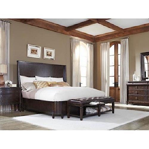 A.R.T. Furniture Inc Classics King Bedroom Group
