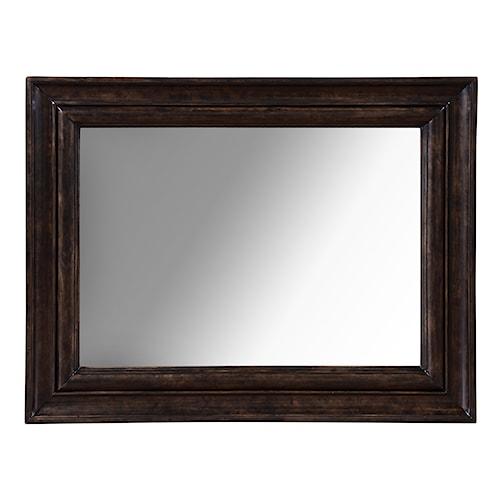 A.R.T. Furniture Inc Classics 1-Inch Beveled Landscape Mirror