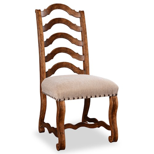 Belfort Signature Belle Haven Harvest Side Chair