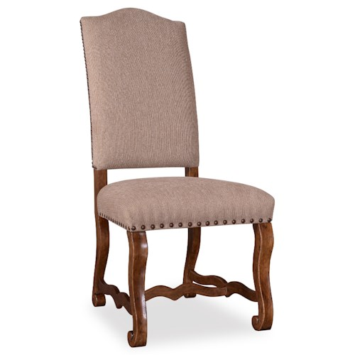 A.R.T. Furniture Inc Collection One Harvest Upholstered Side Chair