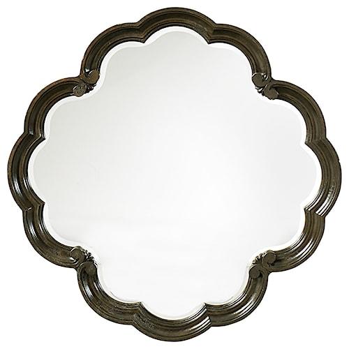 A.R.T. Furniture Inc Continental Round Mirror