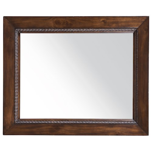 Belfort Signature Edwards Ferry Landscape Mirror