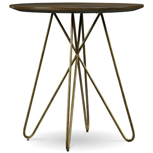 Belfort Signature Urban Treasures 14th and U High Dining Table