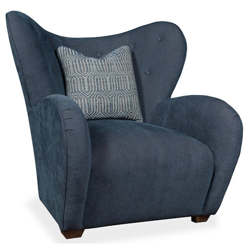A.R.T. Furniture Inc Epicenters Gimbel Accent Chair