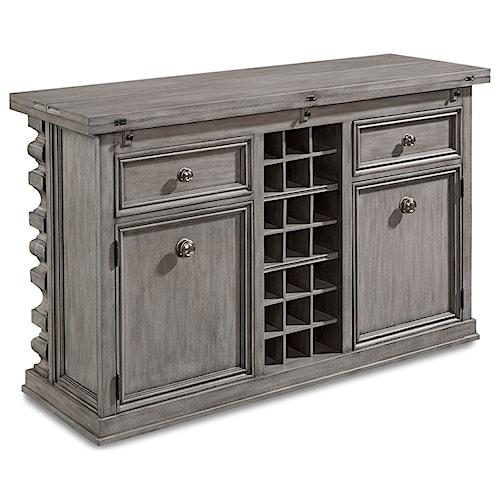 A.R.T. Furniture Inc Morrissey Fenton Mobile Bar Server