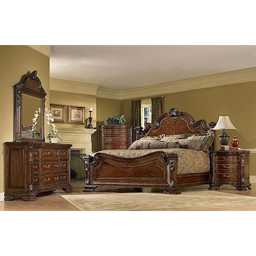 Belfort Signature Overture California King Bedroom Group