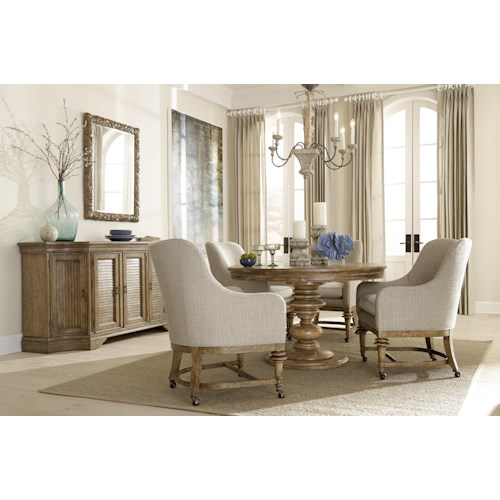 A.R.T. Furniture Inc Pavilion Casual Dining Room Group