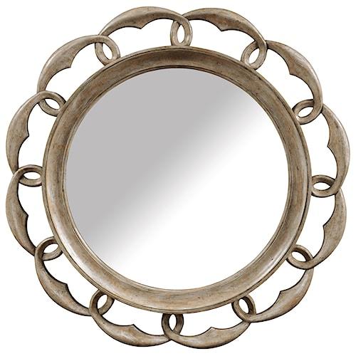 A.R.T. Furniture Inc Pavilion Round Mirror