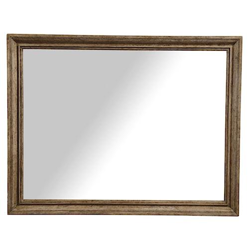 A.R.T. Furniture Inc Pavilion Square Mirror