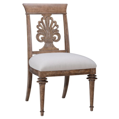 A.R.T. Furniture Inc Pavilion Wood-Back Side Chair