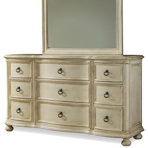 A.R.T. Furniture Inc Provenance 9 Drawer Triple Dresser