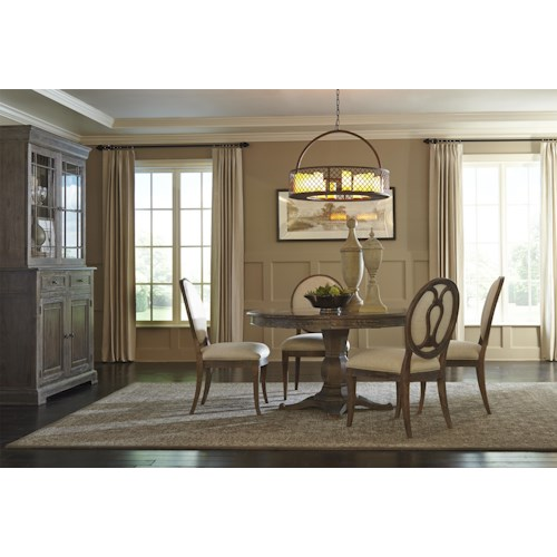 A.R.T. Furniture Inc Saint Germain Casual Dining Room Group