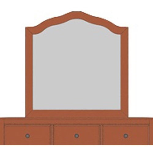 Artisan & Post Artisan Choices Loft Tall Arched Mirror