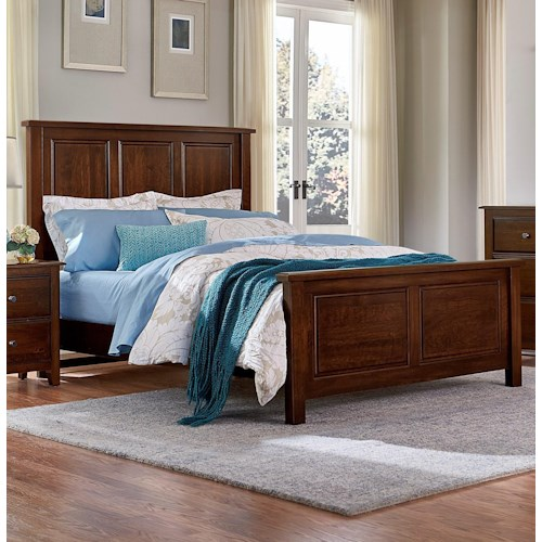 Artisan & Post Artisan Choices Twin Panel Bed