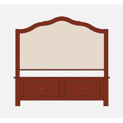 Artisan & Post Artisan Choices King Upholstered Storage Bed