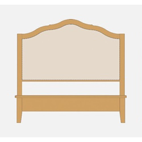 Artisan & Post Artisan Choices King Upholstered Headboard w/ Low Footboard