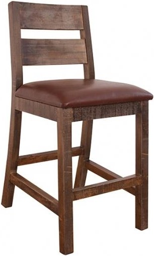 Stool Shown May Not Represent Exact Height Indicated