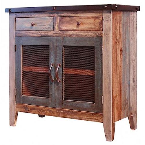 International Furniture Direct 900 Antique Antique 36